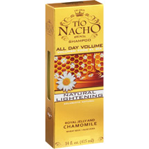 Tio Nacho All Day Volume Royal Jelly and Chamomile Shampoo