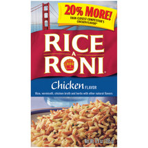 Rice-A-Roni Chicken Rice Mix