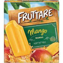 Fruttare Mango Ice Bars