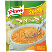 Knorr Sopa Pasta Chicken Soup Mix