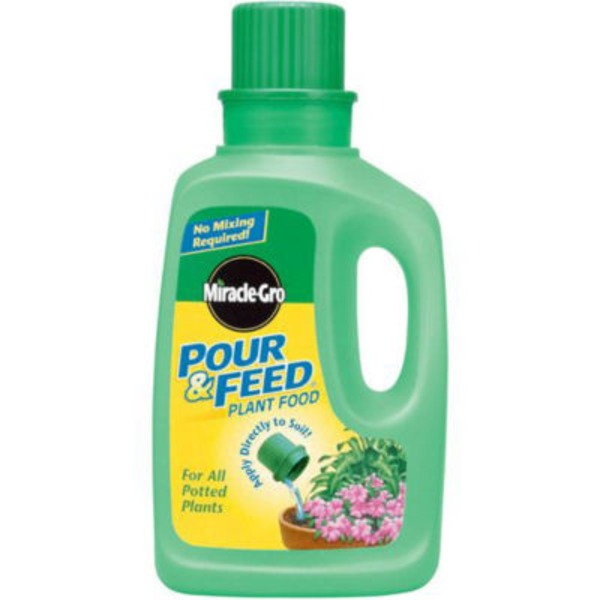 Miracle-Gro Pour & Feed Plant Food