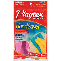 Playtex Gloves HandSaver Medium