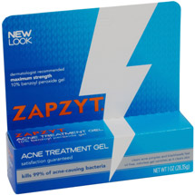 ZapZyt Gel Acne Treatment