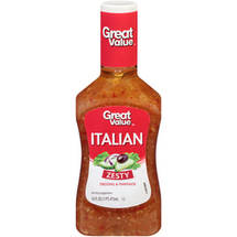 Great Value Zesty Italian Dressing