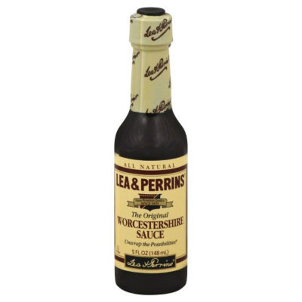 Lea & Perrins The Original Worcestershire Sauce