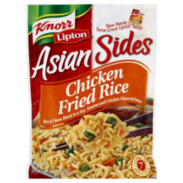 Knorr Chicken Fried Rice Rice Side Dish