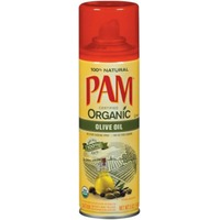 Pam Organic Olive Oil Cooking Spray
