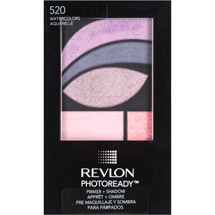 Revlon PhotoReady Primer + Shadow Watercolors