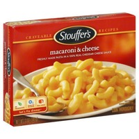 Stouffer's Simple Dishes Freshly made pasta in a Real Cheddar cheese sauce Macaroni & Cheese