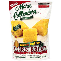Marie Callender's Honey Butter Corn Bread & Muffin Mix