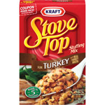 Kraft For Turkey Stove Top Stuffing Mix
