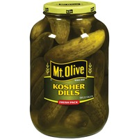 Mt. Olive Kosher Dills Fresh Pack Pickles