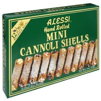 Alessi Mini Cannoli Shells
