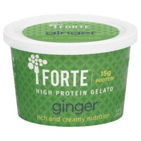 Forte Gelato, High Protein, Ginger