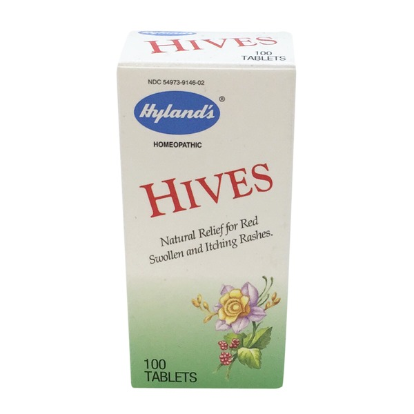 Hyland's Hives, Tablets