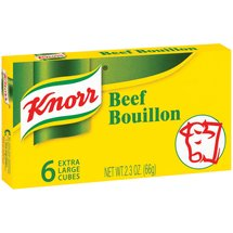 Knorr Beef Bouillon Cubes Extra Large
