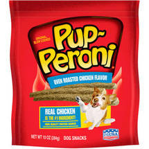 Pup-Puperoni Oven Roasted Chicken Flavor Dog Snacks