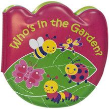 Garanimals Tulip Bath Book