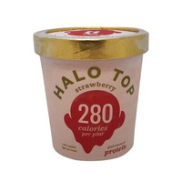 Halo Top Creamery Strawberry