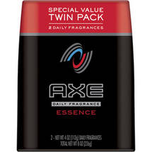 AXE Essence Twins W/Added Bom Chicka Wah Wah Deodorant Body Spray