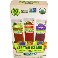 Stretch Island Fruit Co. Organic Fruit Strips Variety