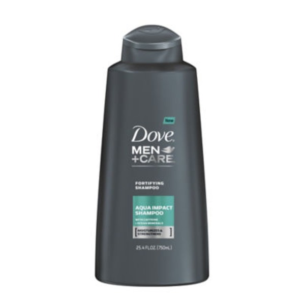 Dove Men+Care Aqua Impact Shampoo