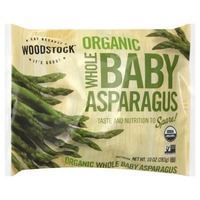 Woodstock Farms Organic Whole Baby Asparagus