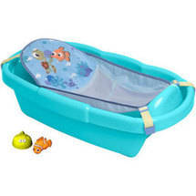 Disney Nemo Tub with Toys