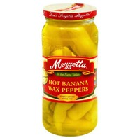 Mezzetta Hot Banana Wax Peppers