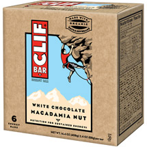 Clif Bar White Chocolate Macadamia Nut 6 pk