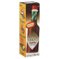 Tabasco ® Brand Smoked Red Jalapeños Chipotle Sauce