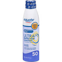 Equate Ultra Protection Sunscreen Continuous Spray SPF 50