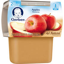 Gerber 2nd Foods Apples