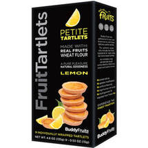Buddy Fruits Lemon Petite Tartlets