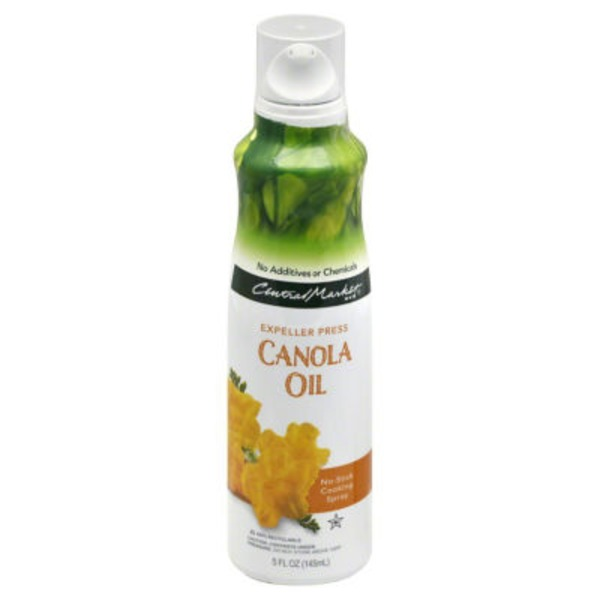 Central Market No Stick Canola Oil Cooking Spray