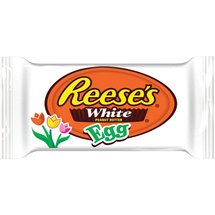 Reese's Easter White Peanut Butter Chocolate Egg