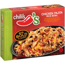 Chili's Chicken Fajita Rice Bowl