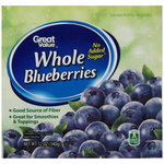 Great Value Frozen Blueberries