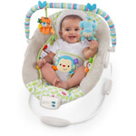 Comfort & Harmony Cradling Bouncer in Merry Monkeys