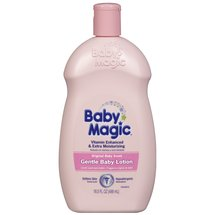 Baby Magic Original Scent Gentle Baby Lotion