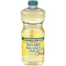 Smart Balance Omega Natural Blend Of Canola Soy & Olive Oils Oil