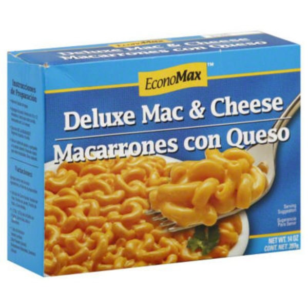 Economax Deluxe Mac & Cheese