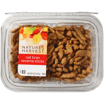 Nature's Harvest Oat Bran Sesame Sticks