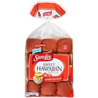 Sara Lee Hawaiian Dinner Rolls