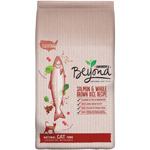 Purina Beyond Salmon and Whole Brown Rice Recipe Cat Food Bag