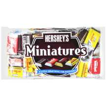 Hersheys Miniatures Assortment Chocolate