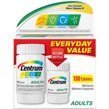 Centrum Adults Multivitamin/Multimineral Supplement Tablets