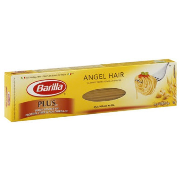 Barilla Protein Plus Multigrain Angel Hair Pasta
