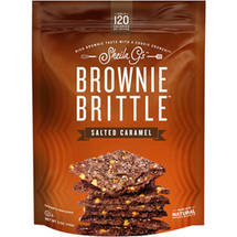 Sheila G's Salted Caramel Brownie Brittle