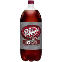 Dr Pepper Ten Soda